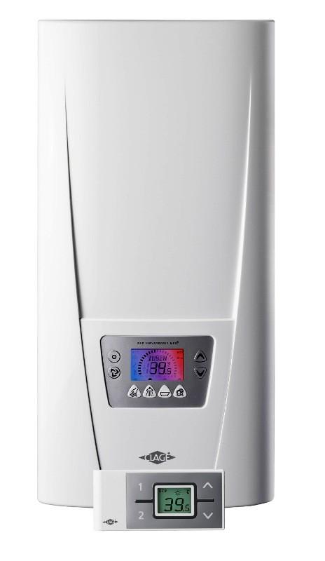 Durchlauferhitzer, DSX Servotronic, 18..27 kW / 400 Volt, vollelektronischer Durchlauferhitzer