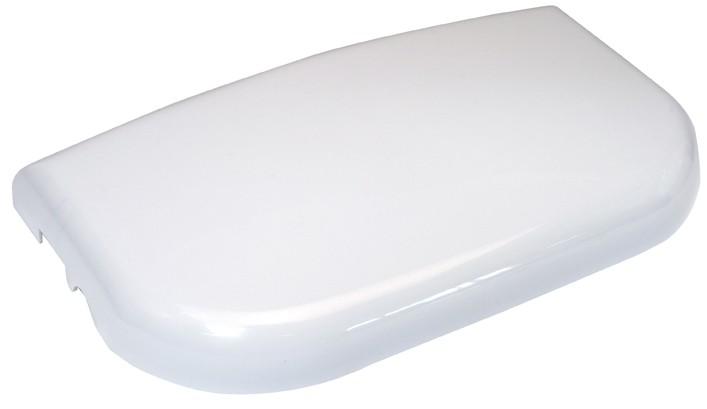 Spülkastendeckel, für Hydrus Spülkasten, hochhängend, weiss