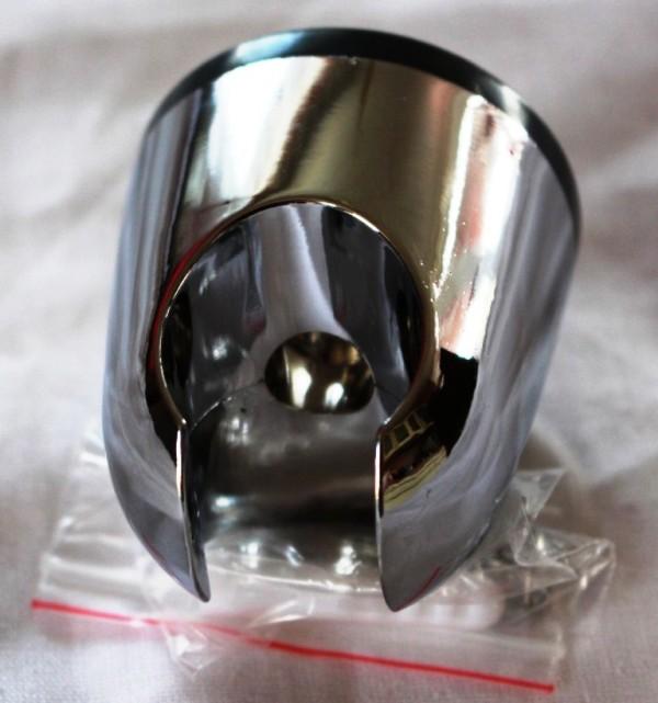 Brausewandhalter, Handbrause, Brausehalter, Duschkopfhalter aus Kunststoff