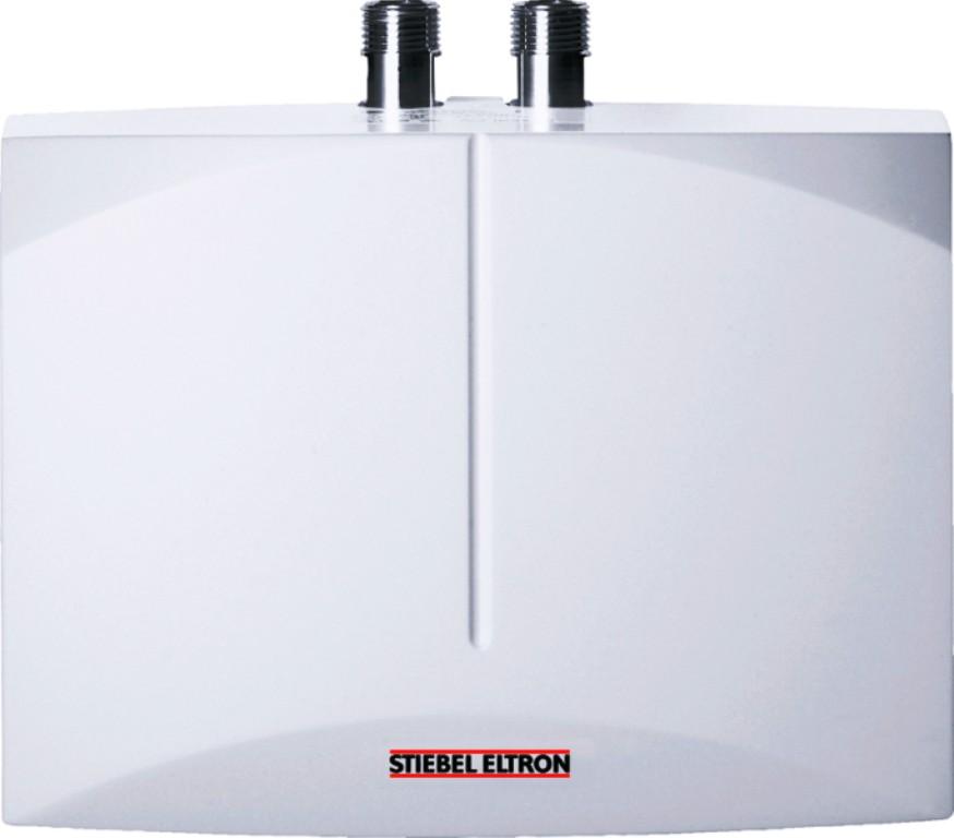 Durchlauferhitzer Mini, DHM 4, geschlossen, 4,4 KW, 230 Volt, weiss