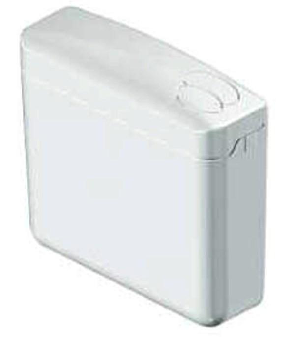 Spülkasten, DIA - PLUS, 6 - 9 Liter, 2 Mengen Spülsystem, weiss