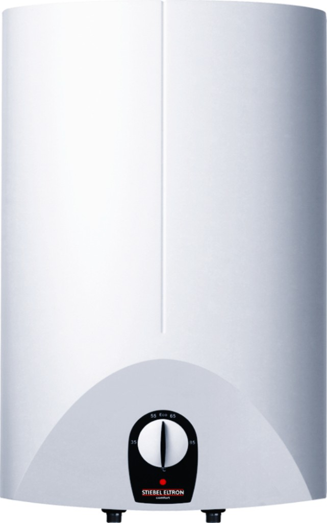 Speicher, Warmwasserspeicher, SH 10 SL comfort, Übertischmontage, druckfest weiss