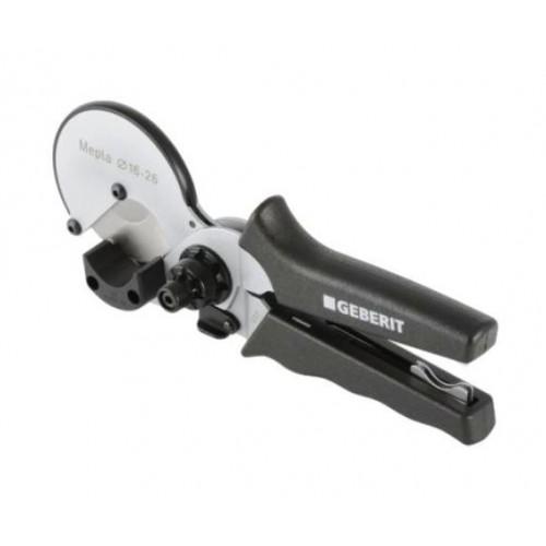 Mepla, Flex Schere, 16 - 26mm, mit Kalibrier- u.Entgratdorn