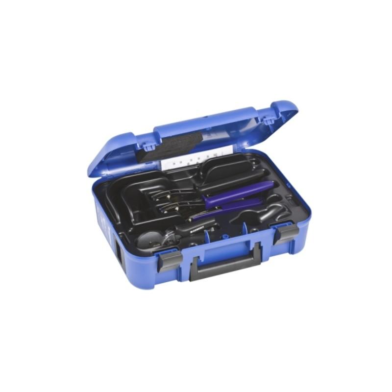 Mepla, Handpresswerkzeug, 16 - 20 mm, komplett im Koffer