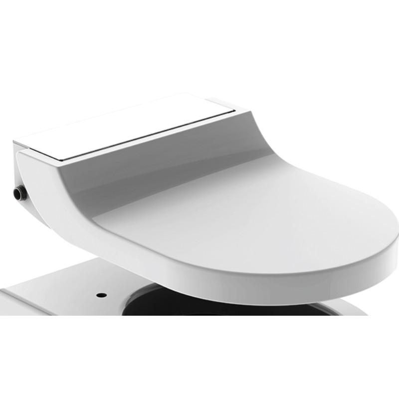 AquaClean Tuma Comfort WC-Aufsatz, weiss-alphin