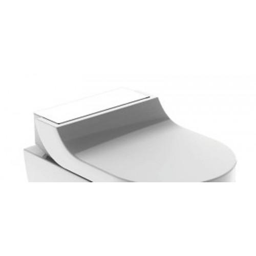 AquaClean Tuma Comfort WC-Aufsatz, weiss Glas