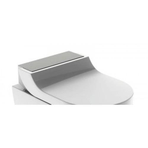 AquaClean Tuma Comfort WC-Aufsatz, Edelstahl gebürstet