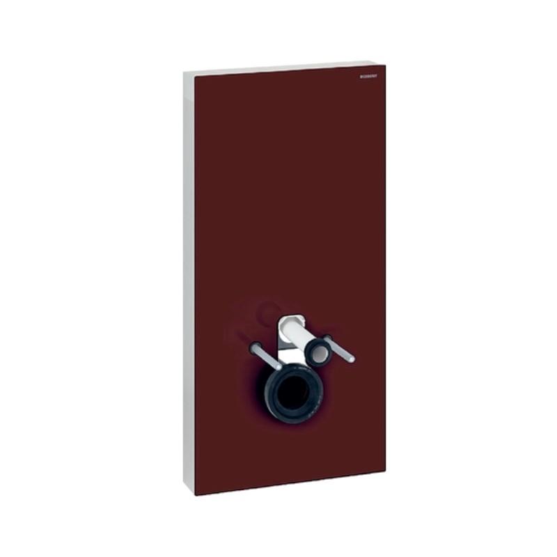 Monolith Plus, Sanitärmodul, für Wand-WC, 101 cm , Glas umbra, Art. 131.222.SQ.5