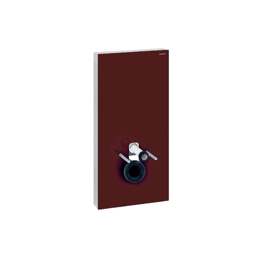 monolith plus sanit rmodul f r wand wc 101 cm glas umbra art. Black Bedroom Furniture Sets. Home Design Ideas