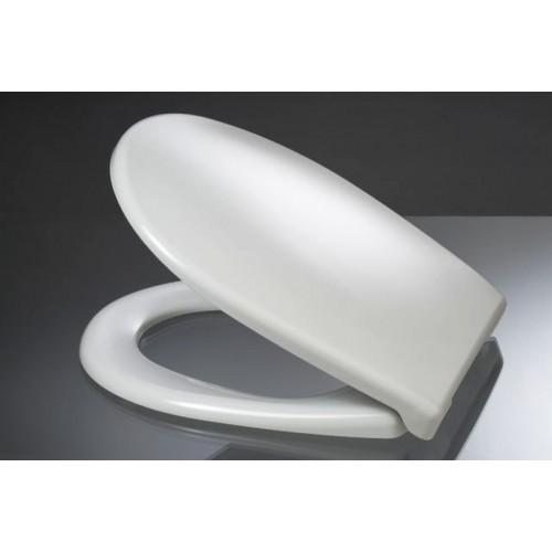 wc sitz compact mit deckel weiss mit geringer ausladung. Black Bedroom Furniture Sets. Home Design Ideas