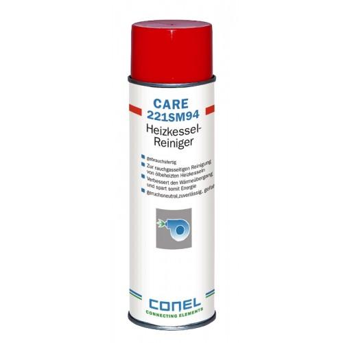 Kesselreiniger, Reiniger für ölbetriebene Kesselanlagen, Spraydose 500ml.