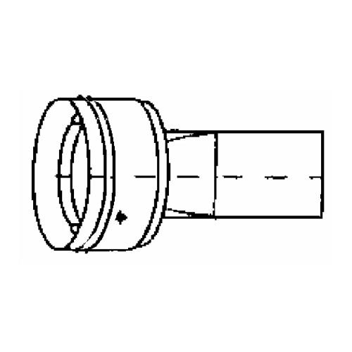 Geruchverschluss für wasserlose Urinale, Silikon, Art. 595710000