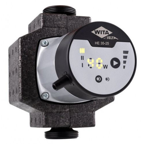 """Heizungspumpe, Hocheffizienspumpe, Pumpe, Delta HE 55-20, BL. 180 mm, 1 1/4"""" AG"""
