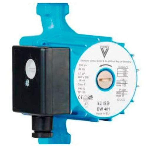 """Brauchwasserpumpe, Zirkulationspumpe, BWO 401 V3/4""""i, ohne Regelmodul, ohne Verschraubungssatz"""