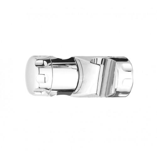 Brausehalter, Duschkopfhalter, Schiebeelement, Duschkopfhalter, 18 mm