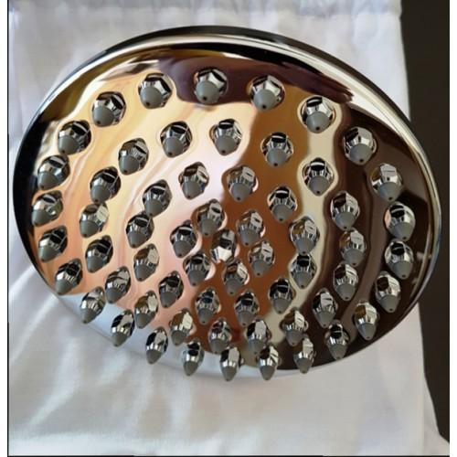 Kopfbrause, Duschkopf, Brausekopf, Regenkopfbrause, Ø 150 mm, chrom, schwere Ausführung
