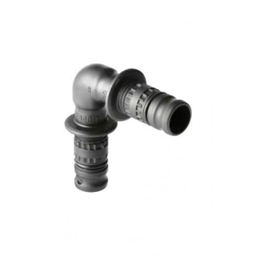 Mepla Winkel, 26mm, 90 Grad, PVDF