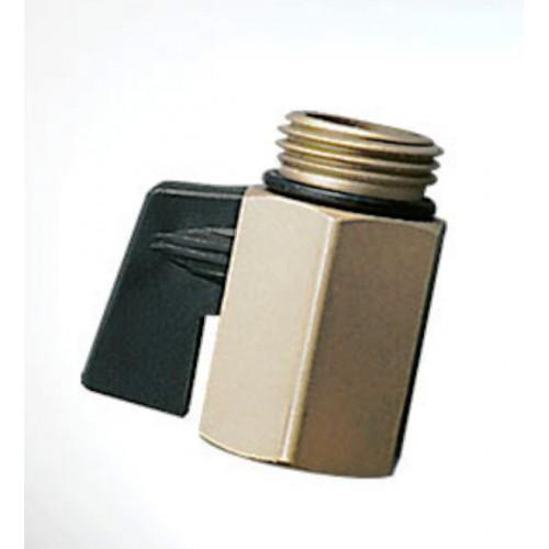 """Kugelabsperrhahn, KV 150, erforderlich für alle Pumpen mit Pumpengehäuse R ½"""" Innengewinde"""