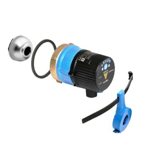 Brauchwasserpumpe, Austauschmotoren, BWO 155 SL, BlueOne, Hocheffizienz, m. Selbstlernmodul