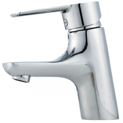 Cera B5, Einhebelmischer, Waschtischarmatur, Einhandmischer, inkl. Ablaufgarnitur