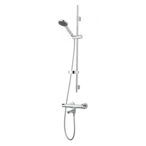 Cera Shower Kit, Duschpaket komplett, Duschset inkl. Cera T4 Armatur und Cera S5 Duschset