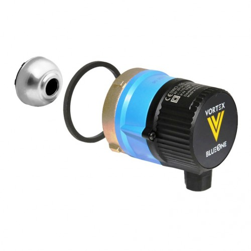Austauschmotor, Brauchwasserpumpe, Zirkulationspumpe, BWO 155, BlueOne, Hocheffizienz, o. Regelmodul