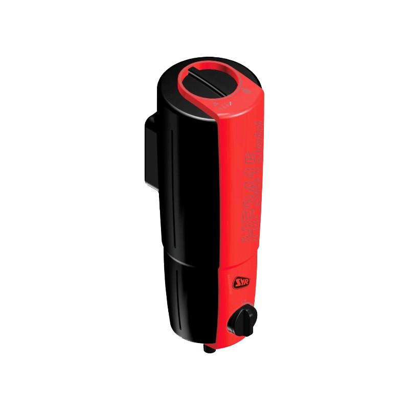 HF 3415 mini, Heizungsfilter, rückspülbar, ohne Anschlußflansch