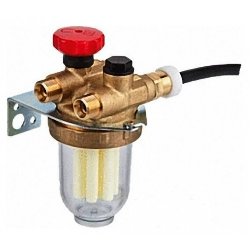 Heizölfilter, Ölfilter, Einstrang mit Rückführung, Typ R500Si