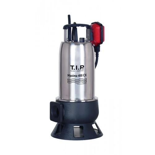 Tauchpumpe, Schmutzwasserpumpe, Schmutzwasser-Tauchpumpe Maxima 400CX