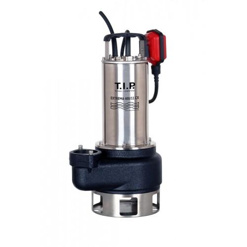 Tauchpumpe, Schmutzwasserpumpe, Baupumpe, Schmutzwasser-Tauchpumpe, EXTREMA 400/11 CX Pro