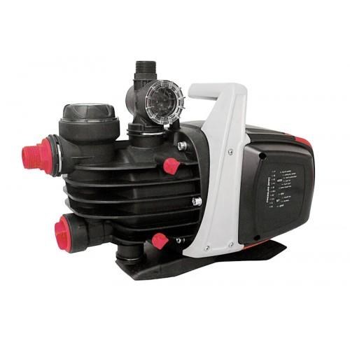 Hauswasserautomat HWA 4400/5 INOX Plus, Hauswasserwerk, Saugpumpe mit Elektronischer Pumpensteuerung