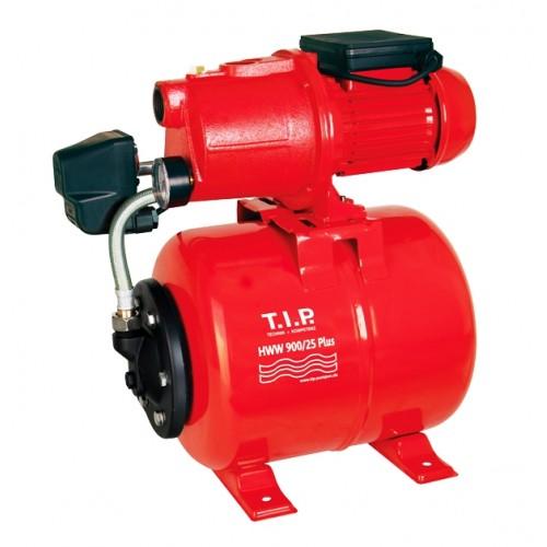 Hauswasserwerk HWW 900/25 Plus, Hauswasserversorgungspumpe, Hauswasserautomat