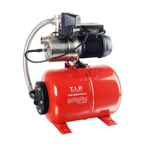 Hauswasserwerk HWW 1000/25 Plus TLS, Hauswasserversorgungspumpe, Hauswasserautomat