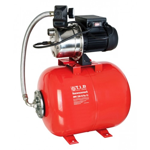 Hauswasserwerk HWW 1300/50 Plus TLS, Hauswasserversorgungspumpe, Hauswasserautomat