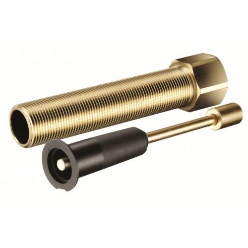 Verlängerungsset, 30 mm bis 120 mm, Verlängerung f. Frostsichere Aussenarmatur
