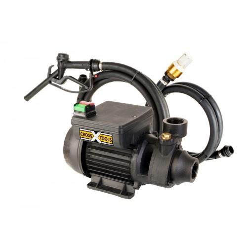 Dieselpumpe, Heizölpumpe auch BIO-Diesel, Multi Oil 35 M, Peripher-Pumpe