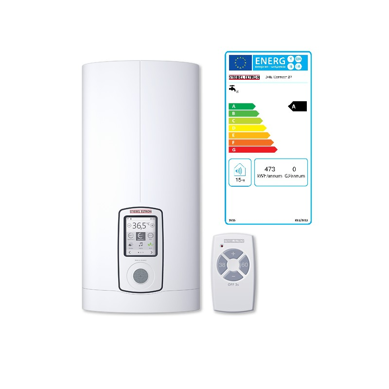 Durchlauferhitzer, DHE Connect 27 KW mit 4i Technologie
