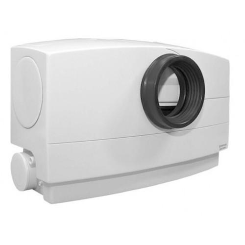 Fäkalienhebeanlage WCFIX PLUS, mit  4 Anschlüssen, Art. JP45367 für WC, Waschbecken,Dusche,Bidet