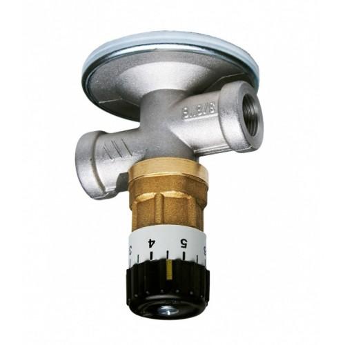 "Antiheberventil DN10 (3/8"") AHV 10/R, Antiheberventil einstellbar 0,5 bis 4,0 mtr.inkl. Schneidringset 8 / 10 mm"