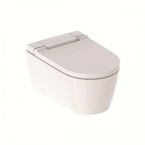 AquaClean Sela NEU, WC-Komplettanlage Wand-WC, (lieferbar ab ca. 04.2019), weiß-alpin
