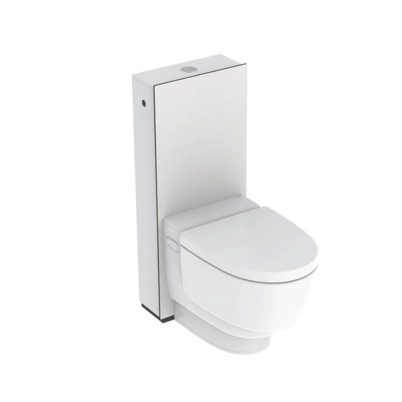 Bevorzugt AquaClean Mera Classic WC-Komplettanlage Stand-WC, weiß-alpin UF88