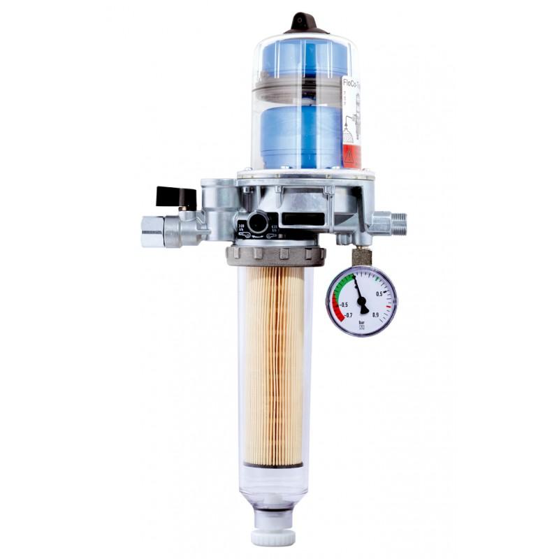 Heizölentlüfter, Heizölfilter, Ölfilter, FloCo-Top-2KM Optimun MC-18