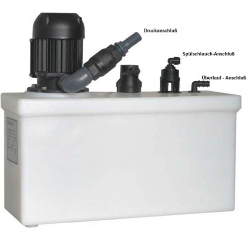 BEWASOL, Sole-Hebeanlage, SHA 70, max. 5 mWS, max. 70 l/min.