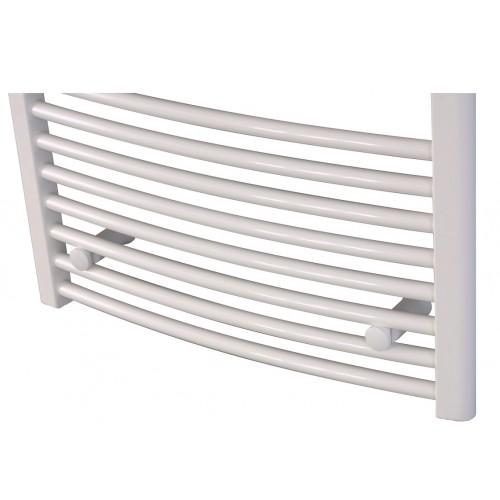 SITO Badheizkörper, weiss RAL 9016, gebogene Ausführung, Größe / Ausführungen siehe Varianten