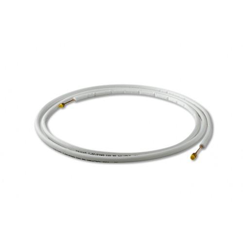 Sauggasleitung 15 m, D 12x1mm, z.b. für CAWR Singlesplit Klimageräte, Stiebel Eltron Nr. 169976