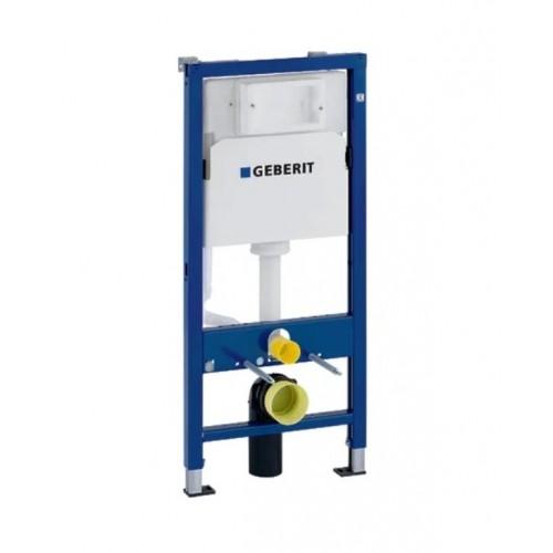 Geberit Duofix Basic Wand-WC-Element mit Delta UP-Spülkasten, 112cm, Art. 458.103.00.1