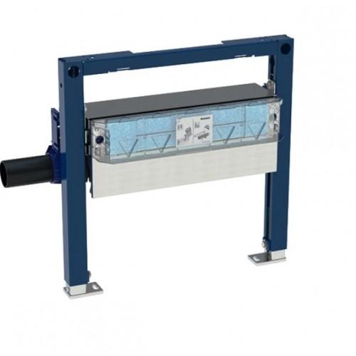 Geberit Duofix Element für Dusche, 50cm mit Wandablauf, für Estrichhöhe am Einlauf 65–90 mm Art.111.593.00.1