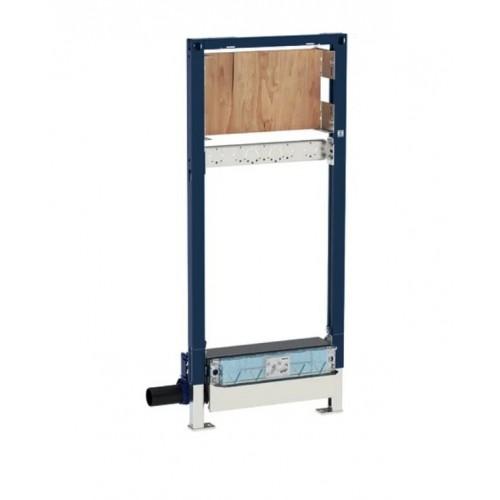 Geberit Duofix Element für Dusche, 130cm mit Wandablauf, für UP-Armatur, Art. 111.580.00.1