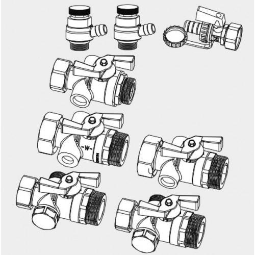 Anschlussgruppe Speicher, Typ WHI con 25-3, Art. 40900014272