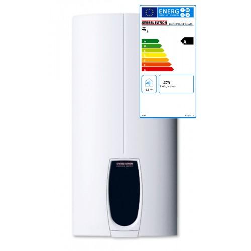 Stiebel Eltron elektronischer Durchlauferhitzer DHE 18/21/24 SL, LABS,18 / 21 / 24 kW / 400 V, weiß. Art. 233306